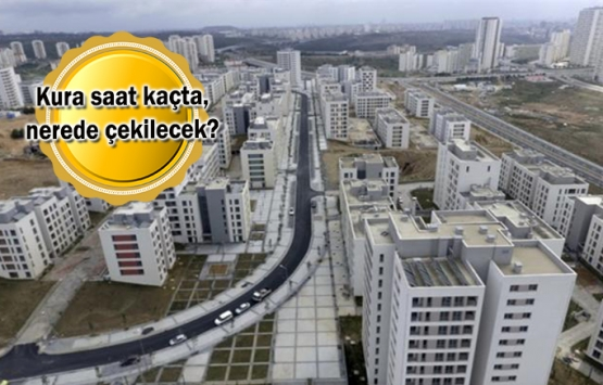 TOKİ Kayaşehir 140 konut kura çekilişi yarın!