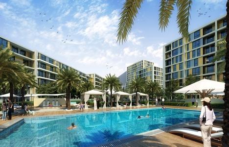 Midtown Selenium by Deyaar projesinin yüzde 25'i satıldı!