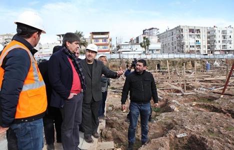 Antalya Doğu Garajı Kültür Merkezi 25 milyon TL'ye mal olacak!