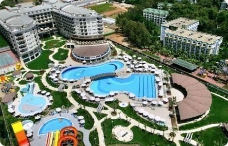 Haziran'da otel doluluk