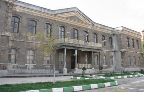 Bursa Erkek Lisesi ana binası güçlendirme çalışmaları başlayacak!