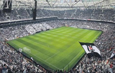 Vodafone Arena Stadı'na