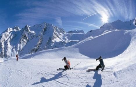 Palandöken kış turizminde