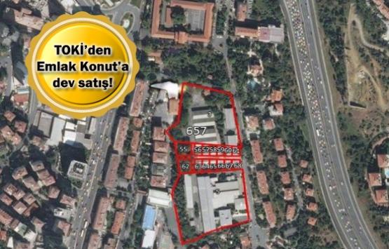 Emlak Konut Beşiktaş ve İkitelli'den 387 milyonluk arsa aldı!