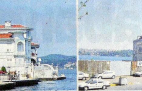 2007 yılında Boğaz'daki