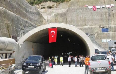 Orhangazi Samanlı Tüneli'ndeki
