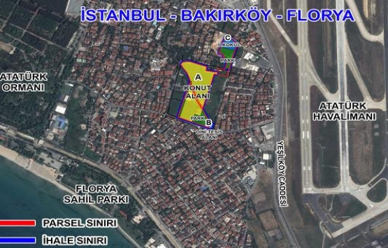 Galatasaray Florya arsası