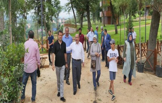 Trabzon Gülcemal projesi