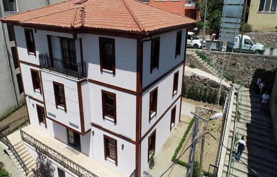Kocaeli Pakize Tarı Kültür Evi'nin inşaatı tamamlandı!