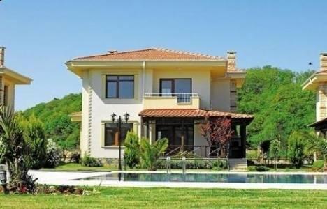 Villa Viya Evleri 'nde 500 bin liraya 3+1 müstakil villa!