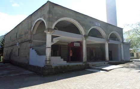 Gülyalı Kestane Mahallesi Merkez Camii onarıldı!