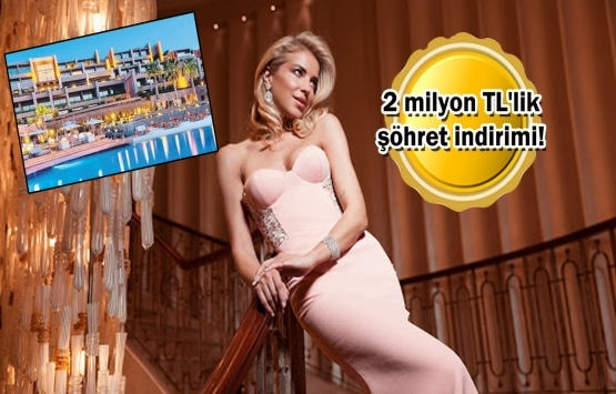 Burcu Esmersoy Bodum'dan 2 milyon TL'ye lüks malikane aldı!