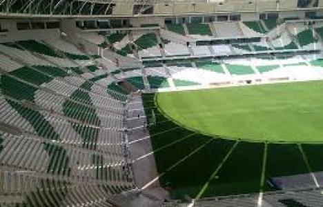 Bursa Büyükşehir Stadyumu'na