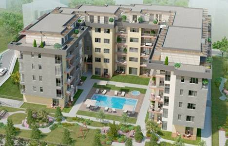 Gaia Premium Houses son 13 daire! 30 Mayıs teslim!