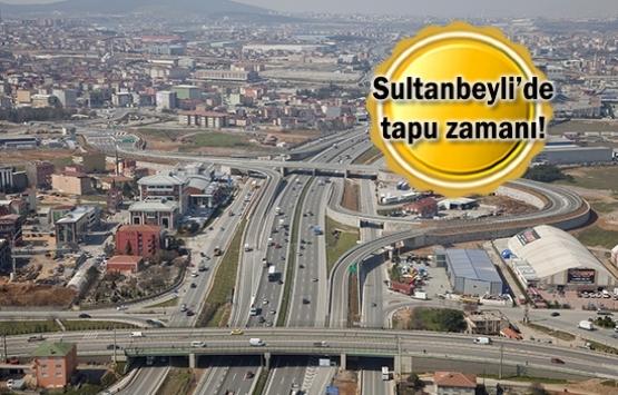 Sultanbeyli'de yeni parseller