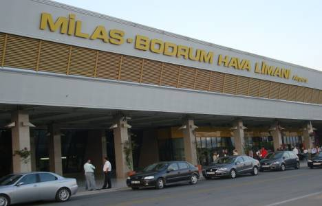 Milas-Bodrum Havalimanı ihaleye