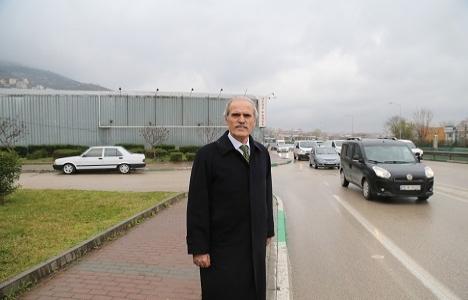 Bursa Sıcaksu'daki kamulaştırma