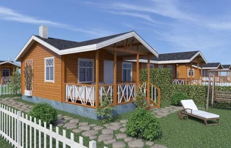 Köyümüz Ankara Villaları'nda fiyatlar 195 bin TL!