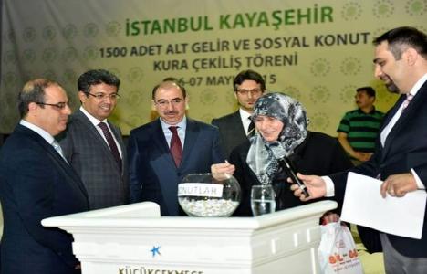 TOKİ Kayaşehir bin