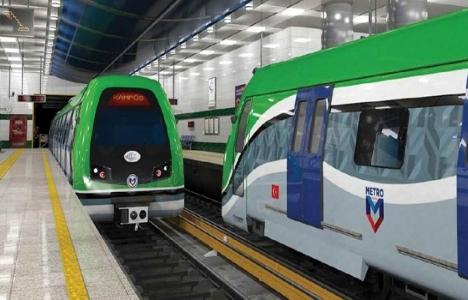 Konya Metrosu, YHT hatları ve şehirler arası yolları bağlayacak!
