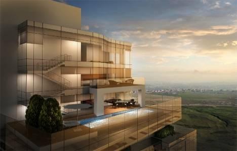 Bahçeşehir Nissa O2 Residence satılık!