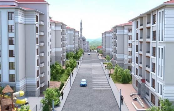TOKİ'den İzmir Kemalpaşa'ya 516 yeni konut!