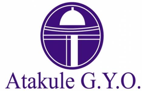 Atakule GYO, 9 aylık finansal tablolarını açıkladı!