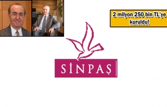 Avni Çelik ve Ahmet Çelik yeni şirket kurdu!