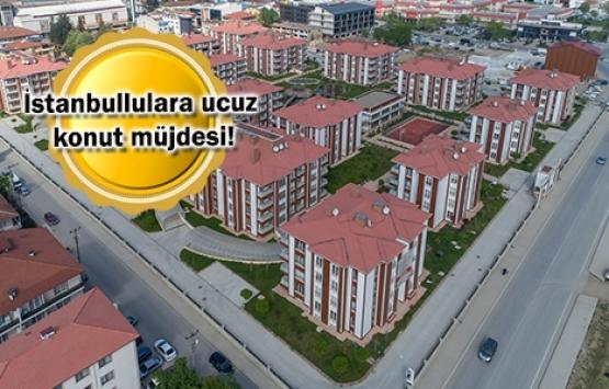 TOKİ'den İstanbul'a 595 yeni konut geliyor!