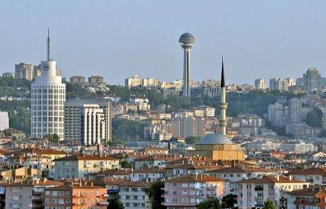 Ankara'da 18.3 milyon