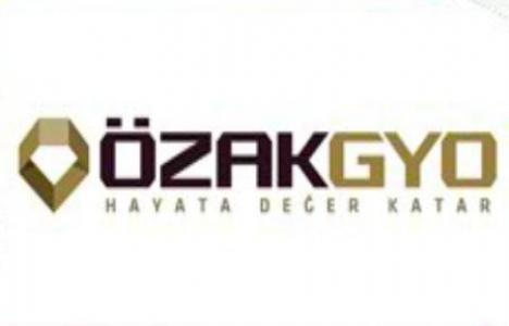 Özak GYO'dan bedelsiz sermaye artırımı açıklaması!