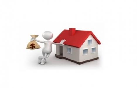 Evin tamamına konut kredisi veren bankalar!
