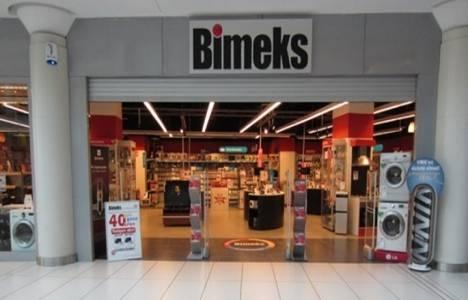 Bimeks yeni mağazasını