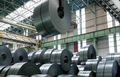 Çelik sektörü Çin'deki