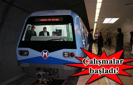3.havalimanını Gayrettepe'ye bağlayacak