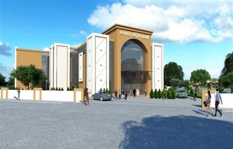 Alanya Demirtaş Kültür Merkezi'nin temeli atılıyor!