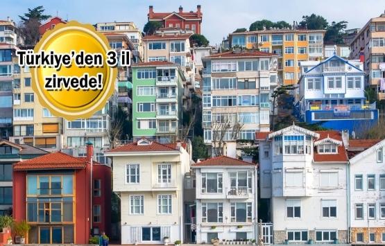 Dünya genelinde konut fiyatları en çok hangi kentlerde arttı?