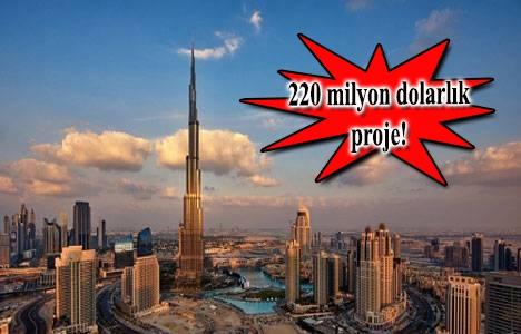 MNG Holding'den Dubai'ye 5 yıldızlı otel!