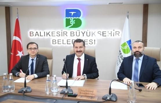 Balıkesir'e yeni organize sanayi bölgesi kuruluyor!