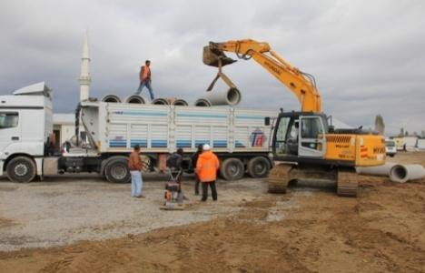 Konya Seydişehir Atıksu Arıtma Tesisi inşaatı başlıyor!