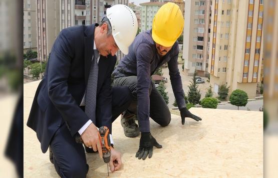 Şahinbey'de kentsel dönüşüm çalışmaları hız kesmeyecek!