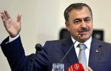 Bakan Eroğlu: Baraj