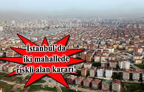 Kadıköy ve Ataşehir'de kentsel dönüşüm alanı ilan edildi!