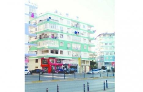 Antalya Muratpaşa'da binalar