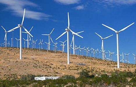 Elektrik üretiminde rüzgarın