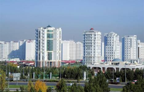 Türkmenistan'daki Türk inşaat