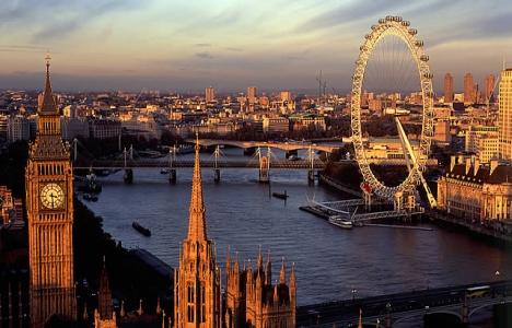 Londra'da ortalama kira 1.596 sterline yükseldi!