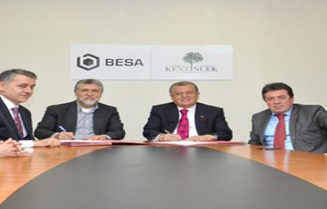 BESA Grup, Ankara'da