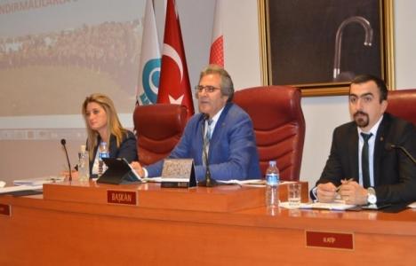 Bandırma Belediyesi'nin 2016 bütçesi 110 milyon TL!