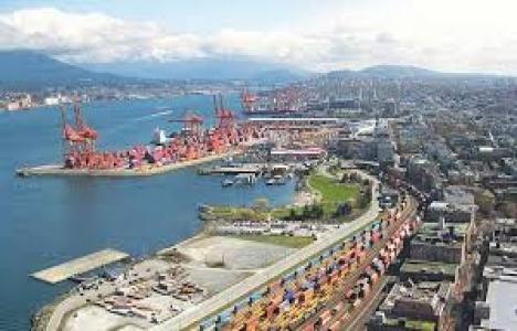 Çandarlı Limanı'nı alt